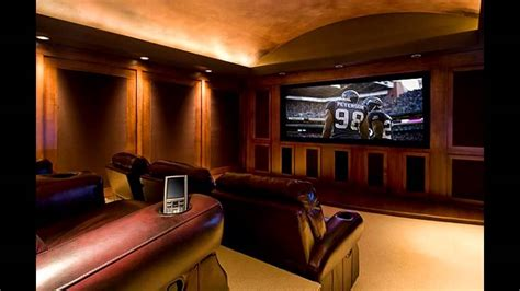 home theatre room design youtube