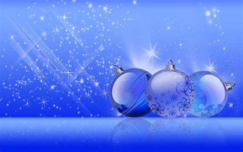 christmas wallpaper blue wallpapers9