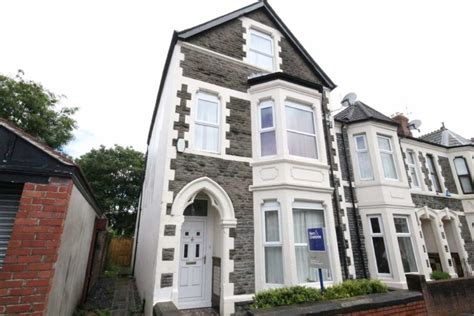 5 bedroom houses for sale in cardiff 5 bedroom end of terrace house for sale in llanfair road