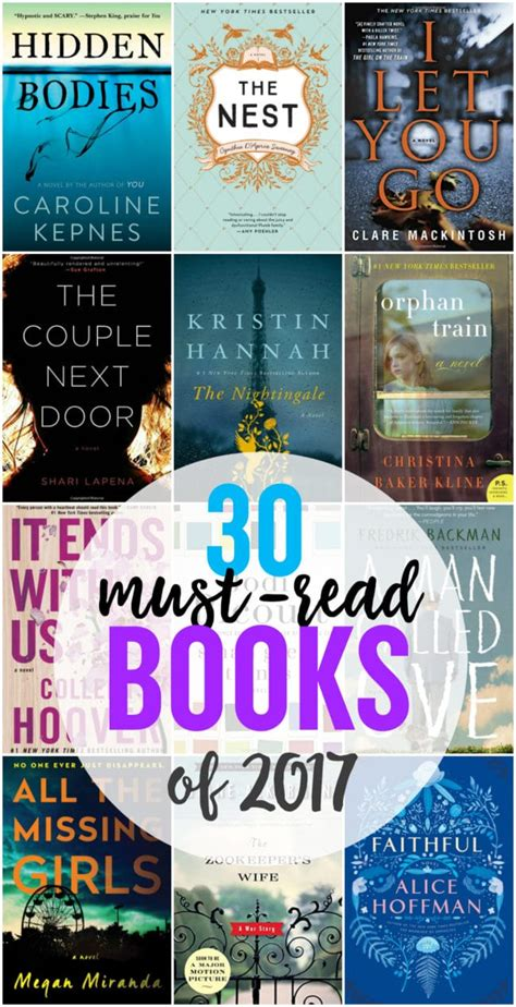 best books 30 must read books for 2017 best books to read in 2017
