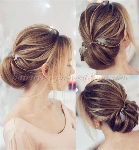 Wedding Hairstyles For Hair Chignon by Wedding Hairstyle For Hair Chignon Wedding