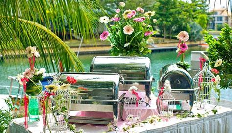 Neo Garden Decoration by 5 Best Buffet Caterers In Singapore Thebestsingapore