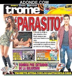 el trome diario peruano ver periodicos peruanos v tv p en vivo
