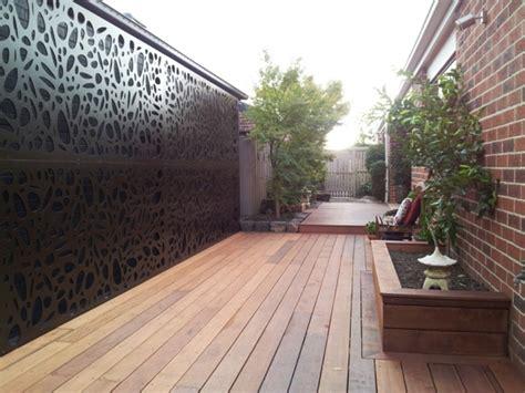 Garden Decoration Ideas choisissez un panneau occultant de jardin archzine fr