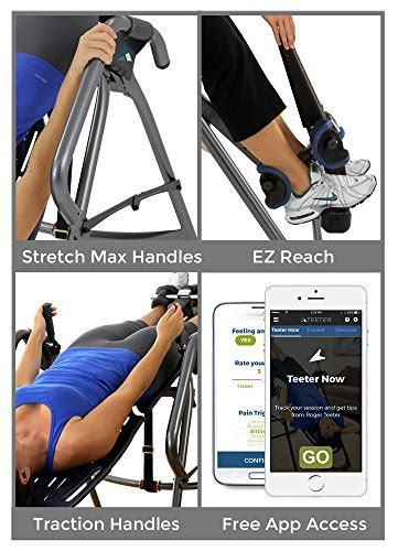 stamina inversion recall teeter hang ups ep 960 review inversiontablecritics com