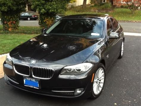 2011 bmw 535i turbo sell used 2011 bmw 535i xdrive v6 turbo in selden