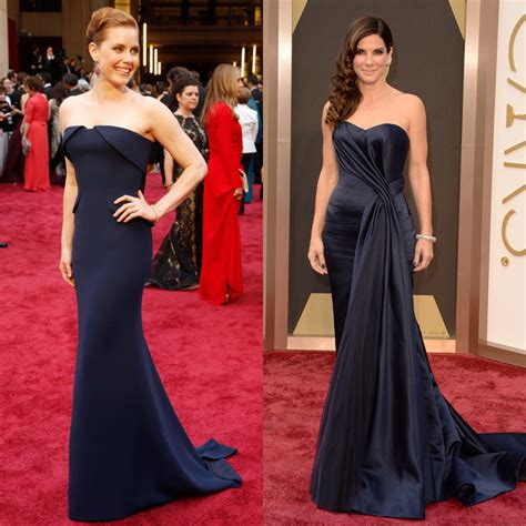 Oscar Trends To Inky Blue by Oscars 2014 Dress Trends From The Carpet