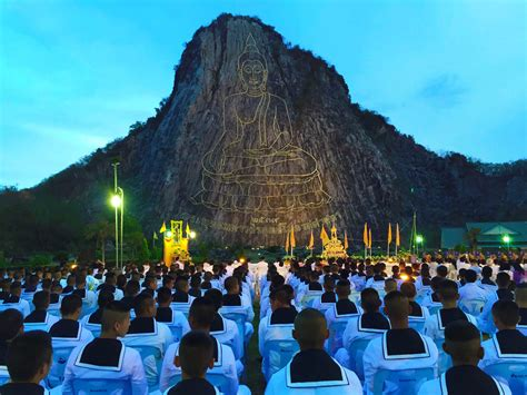 wednesday may 10 is visakha bucha day pattaya mail