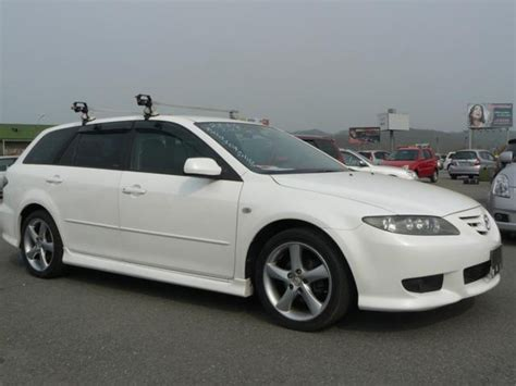 what country makes mazda cars mazda sport wagon photos informations articles