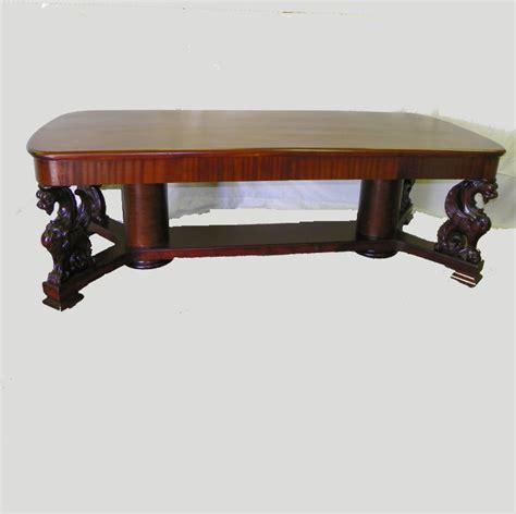 Antique Conference Table Bargain S Antiques 187 Archive Antique Mahogany Griffon Conference Table Bargain