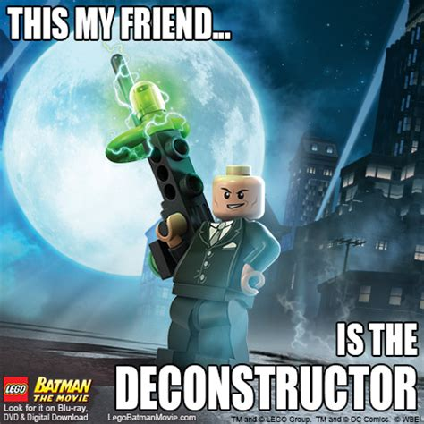 Lego Movie Memes - site unavailable