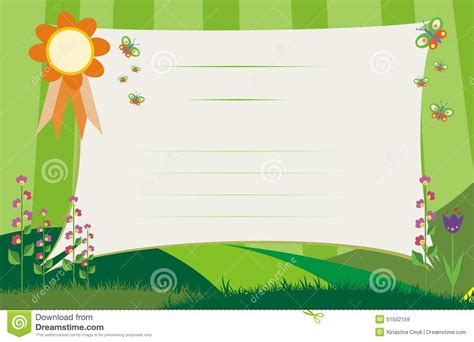 cool certificate templates new kid certificate 2015 stock vector image 51502159
