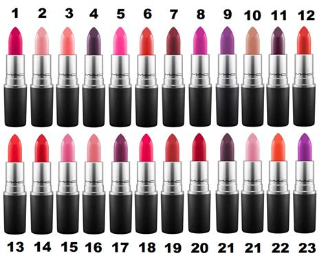 mac lipstick matte colors mac lipstick matte retro matte satin more
