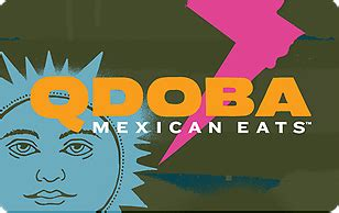 Check Qdoba Gift Card Balance - qdoba egift card