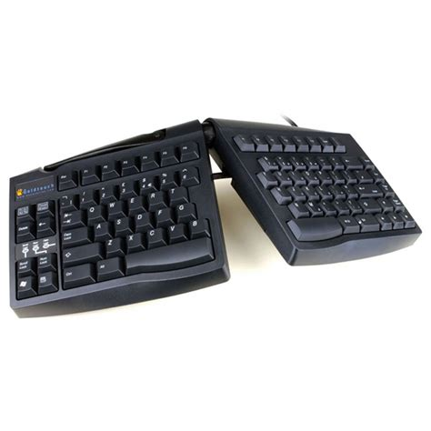 Most Comfortable Laptop Keyboard by Ergonomic Keyboard Goldtouch Adjustable Keyboard V2