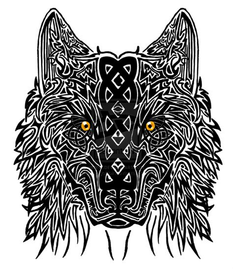 irish wolf tattoo designs 30 mandala wolf tattoos designs collection