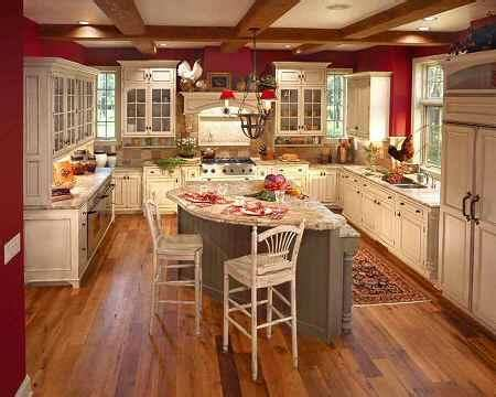 country kitchen theme ideas decorating themed ideas for kitchens afreakatheart