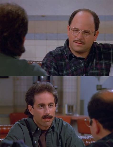 Seinfeld The by Jerry Seinfeld George Costanza Mustaches