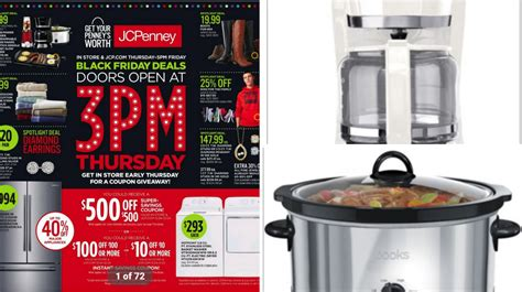 jcpenney black friday sale  perfect chance  update  kitchen simplemost