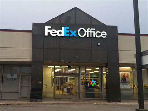 Kinkos Office by Fedex Office Print Ship Center In Willowbrook Il