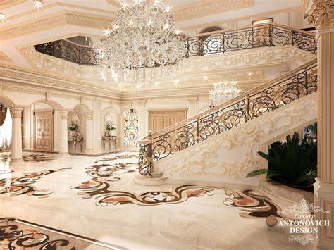 professional living room interior design  qatar