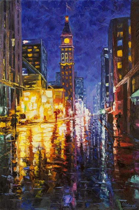 paint nite denver buy original by stanislav sidorov painting