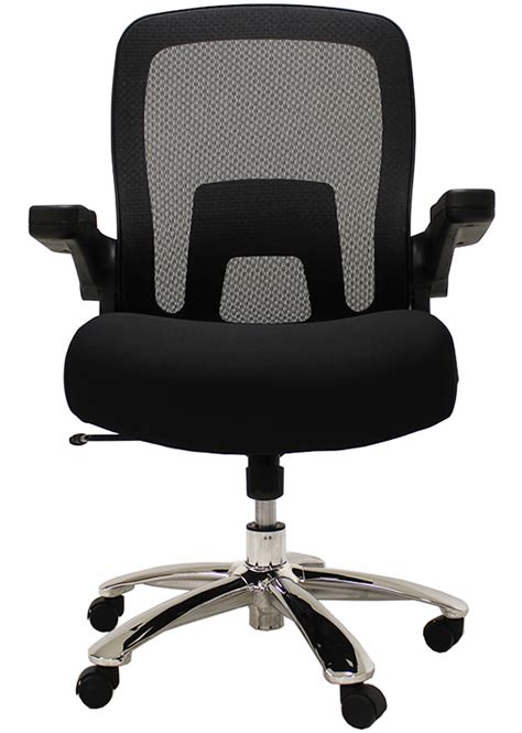 500 lbs capacity mesh back office chair