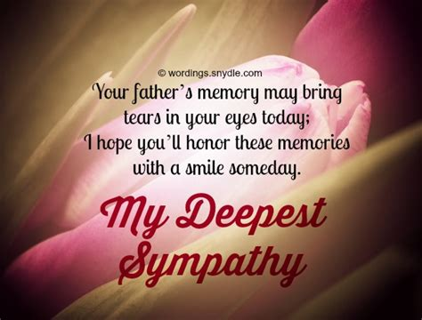 comforting words for loss of father sympathy messages for loss of father wordings and messages