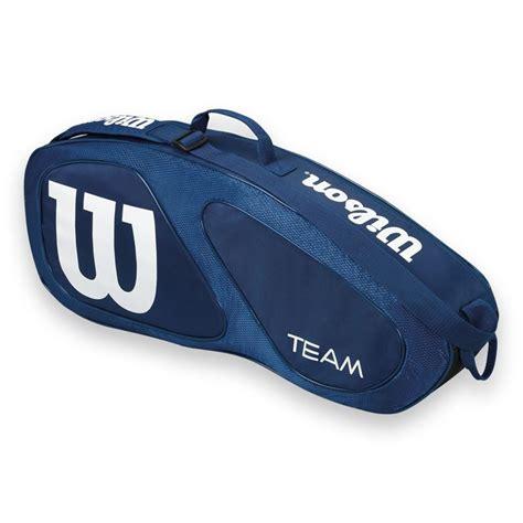 Wilson Navy wilson team ii navy tennis bag