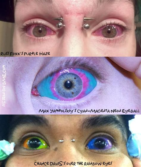 extreme eye tattoo 103 best images about extreme piercings tattoos and body