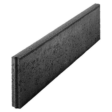 rasenkante bauhaus ehl rasenkante anthrazit 50 x 5 x 25 cm rechteckig
