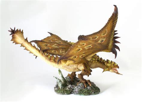 Figure Gold Rathian Capcom Figure Builder image capcom figure builder creator s model gold rathian 003 jpg wiki