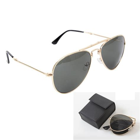 rothco folding aviator sunglasses us air glasses