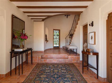 photos hgtv spanish hacienda style foyer with terra cotta tile foyer photos hgtv