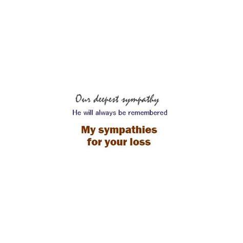 Brief Words Of Condolences Sympathy Poems
