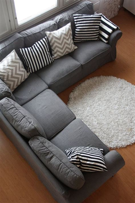 Ikea Sofa Pillows The 25 Best Ektorp Sofa Ideas On Ikea Ektorp Cover Ektorp Sofa Cover And Khaki