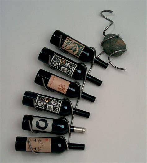 porta bottiglie da parete 50 portabottiglie di vino da parete per tutti i gusti