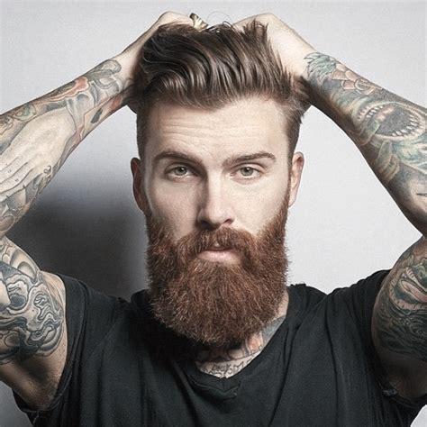 Big Style 50 big beard styles for hair ideas