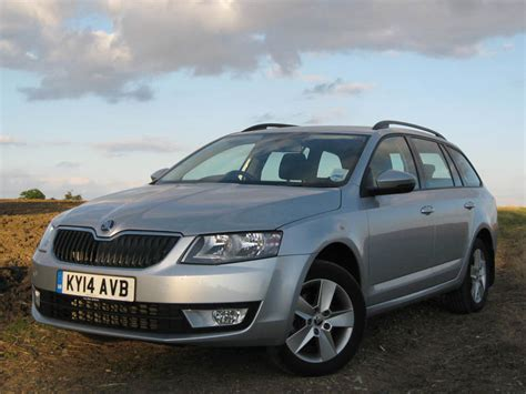 skoda four wheel drive skoda octavia 4x4 estate review business car manager