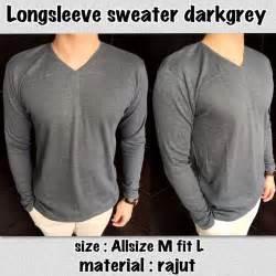 jual kaos kemeja jaket raglan sweater celana singlet