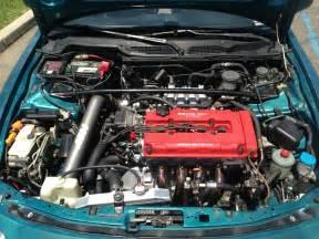 1994 Acura Integra Engine 1994 Acura Integra Gsr Motor Rebuild Apexi Ws2 Sound Clip
