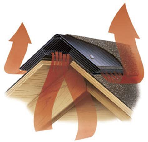 ridge vent vs attic fan how are ridge vents turbine vents or gable vents