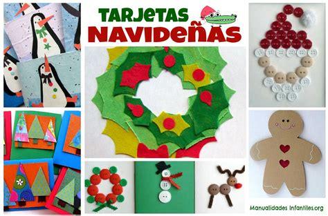 imagenes navidad manualidades postales de navidad f 225 ciles manualidades infantiles
