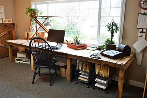 diy desk ideas for study room furnish burnish