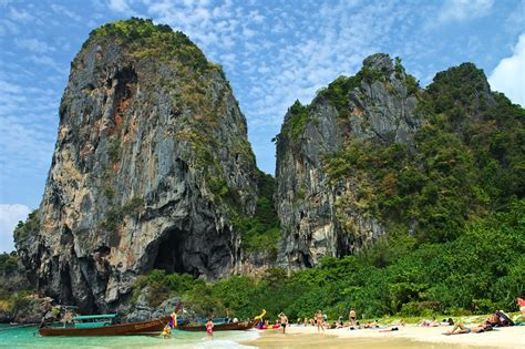 places  visit  thailand   map