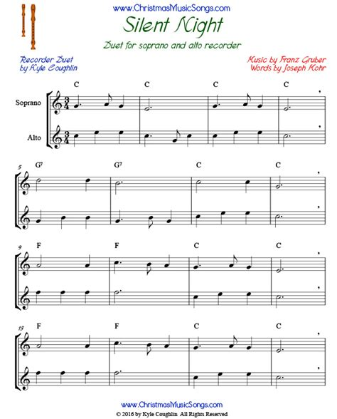 song duet free song duets for recorder