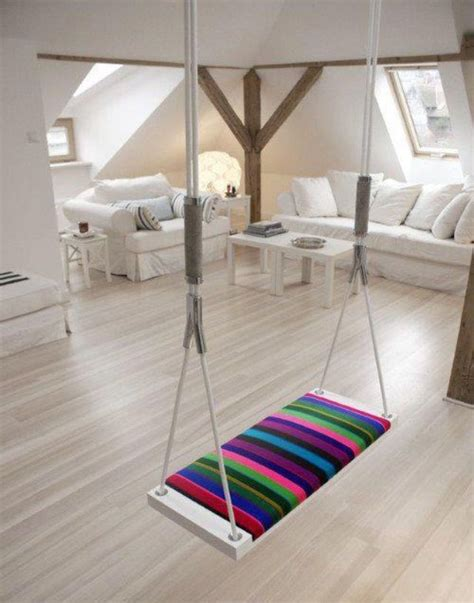 ceiling swings for bedrooms beautiful indoor swing collections for your home