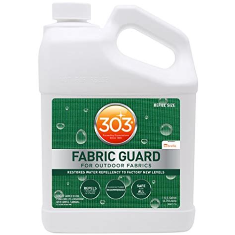 Fabric And Upholstery Protector by 303 30607 Fabric Guard Upholstery Protector Water And