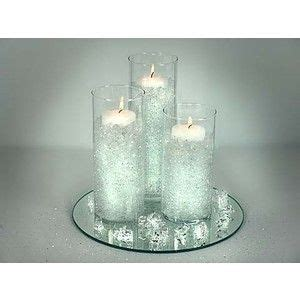 gel candle centerpiece small tri gel floating candle