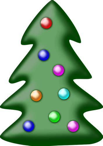 clipart vettoriali gratis albero di natale con clipart vettoriali stelle immagini